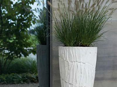 Sawa vase white